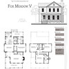 This plan is 2304 Heated Square Feet, 4 Bedrooms and 3 1/2 Bathrooms. Carolina Inspirations, Book II, Page 53, C0392.