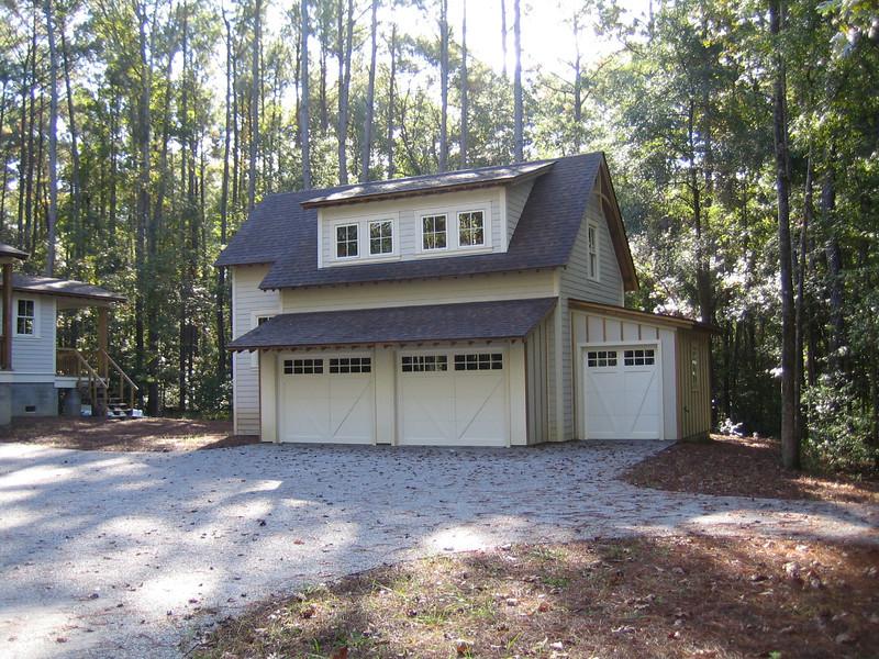 Higgs House AllisonRamseyArchitects – Allison Ramsey Garage Plans
