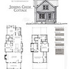 This plan is 1620 Heated Square Feet, 3 Bedrooms and 2 1/2 Bathrooms. Carolina Inspirations Book II, Page 7.