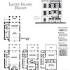 The Ladys Island Roost Plan is 3547 Heated Square Feet, 3 Bedrooms and 3.5 Bathrooms. Carolina Inspirations, Book II, Page 11, C0351.