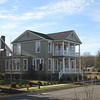 The Mars Hill Plan by Allison Ramsey Architects built at Griffin Park in Greenville, South Carolina. This plan is 2727 Heated Square Feet, 5 Bedrooms and 3.5 Bathrooms. Carolina Inspirations, Book II, Page 1, C0355