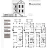 This plan is 3044 Heated Square Feet, 4 Bedrooms and 4 Bathrooms. Carolina Inspirations, Book II, Page 40, C0379.
