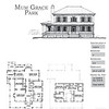 This plan is 3268 Heated Square Feet, 4 Bedrooms and 3 1/2 Bathrooms. Carolina Inspirations, Book II, Page 35, C0374.