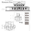This plan is 3625 Heated Square Feet, 4 Bedrooms & 5 Bathrooms. Carolina Inspirations Book II, Page 37, C0376.