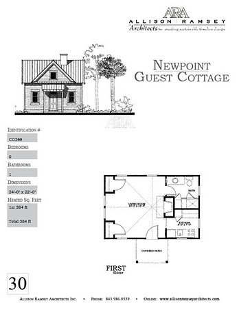 Newpoint Guest Cottage