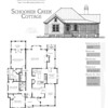 This plan is 1943 Heated Square Feet, 3 Bedrooms and 2 Bathrooms. Carolina Inspirations Book II, Page 13, C0353.