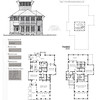 This plan is 2670 Heated Square Feet, 4 Bedrooms and 3 Bathrooms. Carolina Inspirations Book II, Page 14, C0354.
