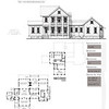 This plan is 2677 Heated Square Feet, 3 Bedrooms and 3 1/2 Bathrooms. Carolina Inspirations, Book II, Page 57, C0396.