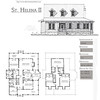 The St. Helena II Plan by Allison Ramsey Architects is 2825 Heated Square Feet, 4 Bedrooms and 2 1/2 Bathrooms. Carolina Inspirations Book II, Page 3.