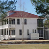 The Tabby Park Plan by Allison Ramsey Architects built on Cat Island in Beaufort, South Carolina. This plan is 1788 Heated Square Feet, 3 Bedrooms & 2 1/2 Bathrooms. Carolina Inspirations Book II, Page 36, C0375.
