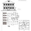 This plan is 1788 Heated Square Feet, 3 Bedrooms & 2 1/2 Bathrooms. Carolina Inspirations Book II, Page 36, C0375.