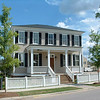 The Arrington Plan by Allison Ramsey Architects built at Hammonds Ferry in North Augusta, South Carolina. This plan is 2446 Heated Square Feet, 4 Bedrooms and 3 1/2 Bathrooms. Carolina Inspirations, Book II, Page 29, C0368.