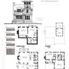 This plan is 1841 Heated Square Feet, 3 Bedrooms and 3 Bathrooms. Carolina Inspirations, Book II, Page 84, NC0038.
