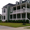 The Calhoun Plan by Allison Ramsey Architects built at Lake Carolina in Columbia, South Carolina. This plan is 2752 Heated Square Feet, 4 Bedrooms & 3 1/2 Bathrooms. Carolina Inspirations, Book II, Page 15. C0335.