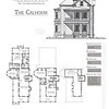 This plan is 2752 Heated Square Feet, 4 Bedrooms & 3 1/2 Bathrooms. Carolina Inspirations, Book II, Page 15. C0335.