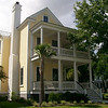 The Calhoun Plan by Allison Ramsey Architects built at Coosaw Point in Beaufort, South Carolina. This plan is 2752 Heated Square Feet, 4 Bedrooms & 3 1/2 Bathrooms. Carolina Inspirations, Book II, Page 15. C0335.