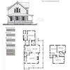 This plan is 2038 Heated Square Feet, 3 Bedrooms & 2 1/2 Bathrooms. Carolina Inspirations Book II, Page 20. C0359.