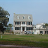 The Coosaw Manor by Allison Ramsey Architects built at Coosaw Point on Lady's Island in Beaufort County, South Carolina. This plan is 4465 Heated Square Feet, 5 Bedrooms and 5 1/2 Bathrooms. Carolina Inspirations, Book II, Page 32, C0371.