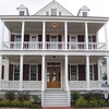 The Coventry Plan by Allison Ramsey Architects built at East Beach in Norfolk, Virginia. This plan is 3881 Heated Square Feet, 4 Bedrooms and 4 1/2 Bathrooms. Carolina Inspirations, Book II, Page 70, C0408.
