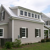 The Horseshoe Manor by Allison Ramsey Architects built at Coosaw Point in Beaufort, South Carolina. This plan is 4401 Heated Square Feet, 4 Bedrooms, Study, Loft and 4 Bathrooms. Carolina Inspirations, Book III, page 110, C0610.