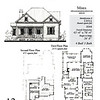 This plan is 3044 Heated Square Feet, 4 Bedrooms and 3 Bathrooms. Carolina Inspirations, Book III, #C0512.