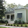 The Mises Plan by Allison Ramsey Architects built at Newpoint in Beaufort, South Carolina. This plan is 3044 Heated Square Feet, 4 Bedrooms and 3 Bathrooms. Carolina Inspirations, Book III, #C0512.