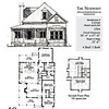 This plan is 2564 Heated Square Feet, 4 Bedrooms, 3 Bathrooms. Carolina Inspirations, Book III, page 40, C0540.