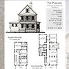 This plan is 3145 Heated Square Feet, 4 Bedrooms and 4 1/2 Bathrooms. Carolina Inspirations, Book III, Page 88-89, C0588.