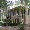 The Tuscarora built by Allison Ramsey Architects on Spring Island in South Carolina. This plan is 3863 Heated Square Feet, 4 Bedrooms and 4 Bathrooms. Carolina Inspirations, Book III, page 116, #C0616.