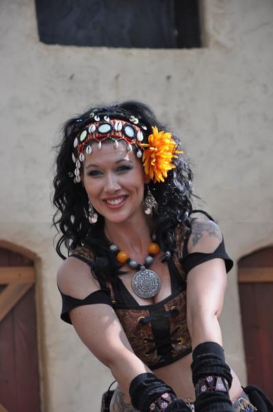 10-17-2010 Carolina Renaissance Festival-Raks Khatar: Jewels of the Caravan