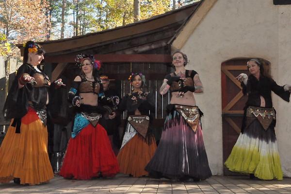 10-30-2011-Carolina Renaissance Festival-Raks Khatar: Jewels of the Caravan