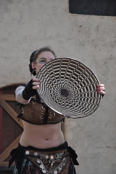10-30-2011 Carolina Renaissance Festival-Raks Khatar: Jewels of the Caravan Fans 3