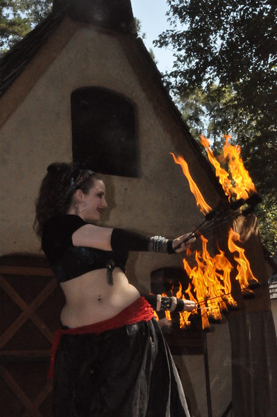 10-6-2012 Carolina Renaissance Festival-Raks Khatar: Jewels of the Caravan