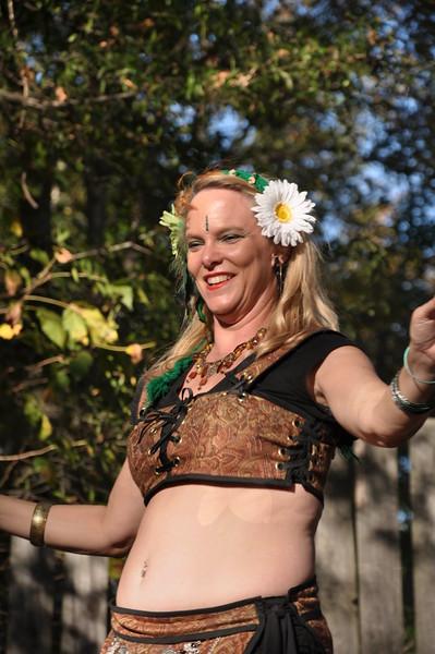 10-20-2010 Carolina Renaissance Festival-Raks Khatar: Jewels of the Caravan 2