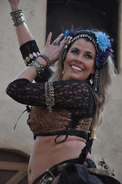 10-30-2011 Carolina Renaissance Festival-Raks Khatar: Jewels of the Caravan 5