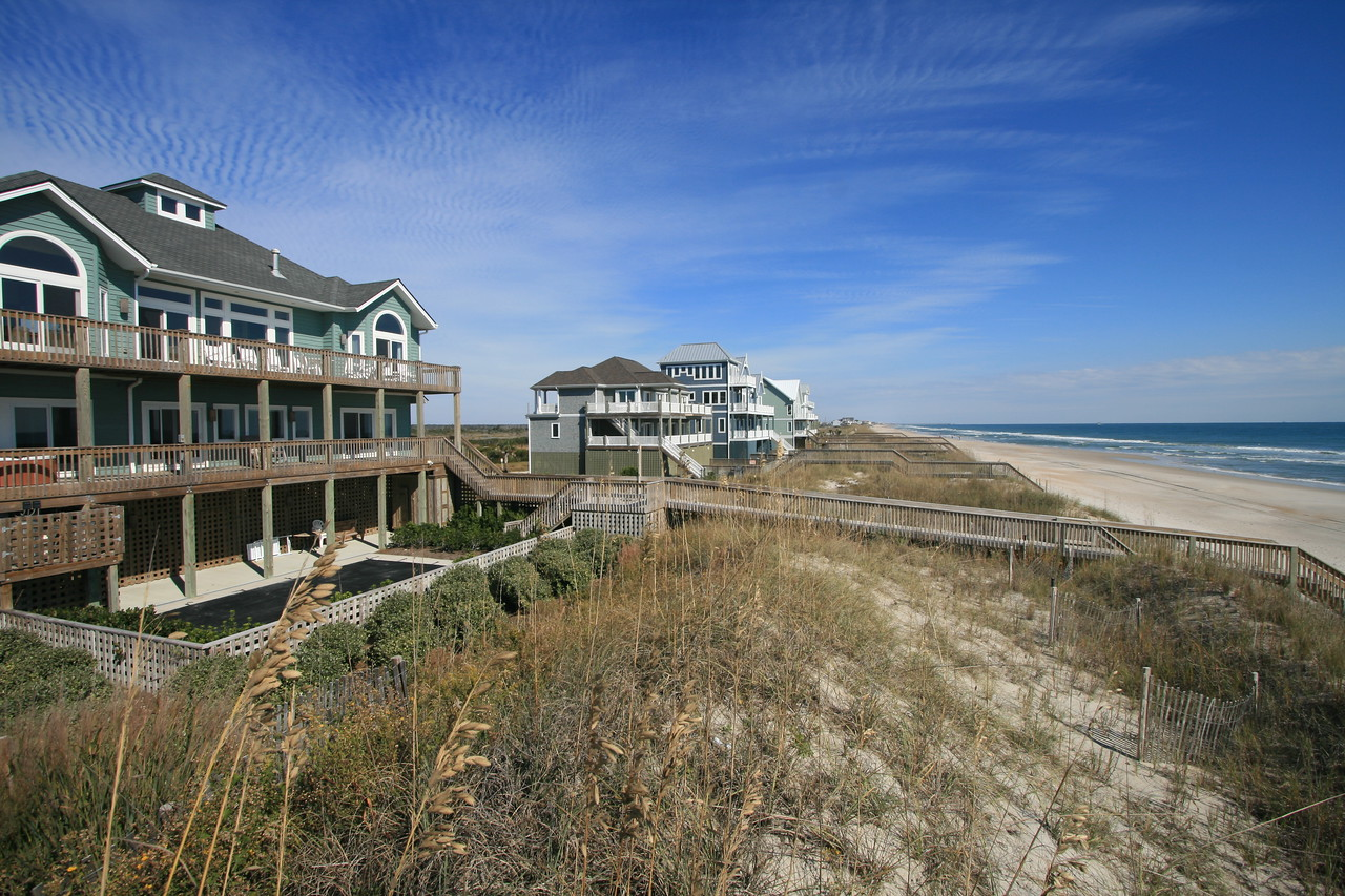 North Topsail Beach, North Carolina
