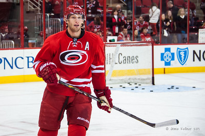 Jordan Staal. November 12, 2013. Carolina Hurricanes vs. Colorado Avalanche, PNC Arena, Raleigh, NC.  Copyright © 2013 Jamie Kellner. All rights reserved.