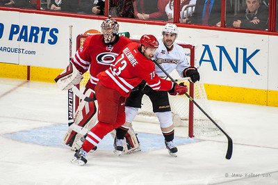 November 15, 2013.  Carolina Hurricanes vs Anaheim Ducks, PNC Arena, Raleigh, NC.  Copyright © 2013 Jamie Kellner.  All rights reserved.