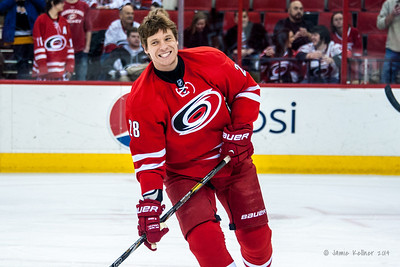 Alex Semin. January 18, 2014. Carolina Hurricanes vs. Florida Panthers, PNC Arena, Raleigh, NC.  Copyright © 2014 Jamie Kellner. All rights reserved.