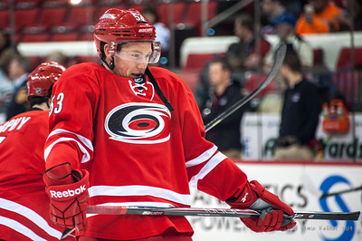 Jeff Skinner. March 13, 2014. Carolina Hurricanes vs. Buffalo Sabres, PNC Arena, Raleigh, NC. Copyright © 2014 Jamie Kellner. All Rights Reserved.