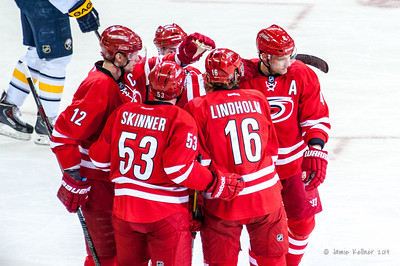March 13, 2014. Carolina Hurricanes vs. Buffalo Sabres, PNC Arena, Raleigh, NC. Copyright © 2014 Jamie Kellner. All Rights Reserved.
