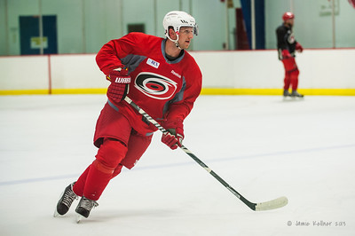 Jiri Tlusty. September 6, 2013. Carolina Hurricanes preseason skate at Raleigh Center Ice, Raleigh, NC.  Copyright © 2013 Jamie Kellner. All rights reserved.