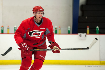 Jordan Staal. September 6, 2013. Carolina Hurricanes preseason skate at Raleigh Center Ice, Raleigh, NC.  Copyright © 2013 Jamie Kellner. All rights reserved.
