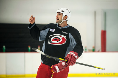 Jay Harrison. September 6, 2013. Carolina Hurricanes preseason skate at Raleigh Center Ice, Raleigh, NC.  Copyright © 2013 Jamie Kellner. All rights reserved.