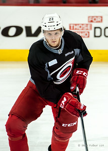 Josh Wesley. July 23, 2014. Carolina Hurricanes Prospect Development Camp, PNC Arena, Raleigh, NC. Coyright © 2014 Jamie Kellner. All Rights Reserved.