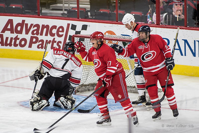 February 14, 2016. Carolina Hurricanes Alumni Fantasy Game, 2005-06 Stanley Cup Anniversary, PNC Arena, Raleigh, NC. Copyright © 2016 Jamie Kellner. All Rights Reserved.
