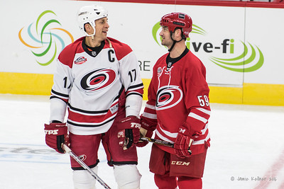 Rod Brind'Amour, Chad LaRose