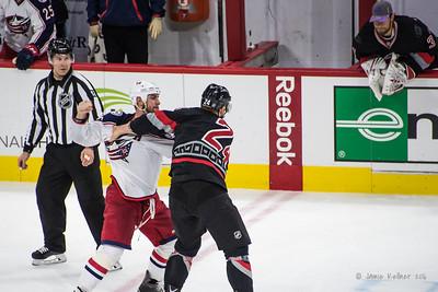 Brad Malone vs Brandon Dubinsky