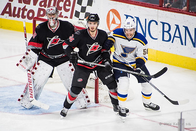 February 28, 2016. Carolina Hurricanes vs St Louis Blues, PNC Arena, Raleigh, NC. Copyright © 2016 Jamie Kellner. All Rights Reserved.