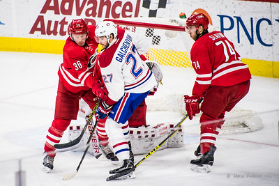 April 7, 2016. Carolina Hurricanes vs Montreal Canadiens, PNC Arena, Raleigh, NC. Copyright © 2016 Jamie Kellner. All Rights Reserved.